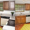 Stainless Steel Kitchens with Granite Countertops